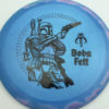 Star Wars - Discraft - heat - swirly - esp - black - 304 - 173-175g - 174-6g - super-domey - pretty-stiff