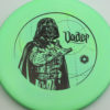 Star Wars - Discraft - zone - swirly - esp - black - 304 - 170-172g - 173-0g - somewhat-puddle-top - pretty-stiff