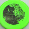 Star Wars - Discraft - zone - swirly - esp - black - 304 - 173-175g - 175-2g - pretty-flat - pretty-stiff