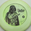 Star Wars - Discraft - buzzz - swirly - esp - black - 304 - 175-176g - 176-3g - pretty-flat - somewhat-stiff