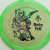 Star Wars - Discraft - heat - swirly - esp - black - 304 - 173-175g - 174-2g - super-domey - pretty-stiff