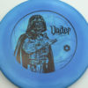 Star Wars - Discraft - zone - swirly - esp - black - 304 - 170-172g - 172-1g - pretty-flat - somewhat-stiff