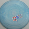 Cannon - Swirly Icon - flag - 166g - 167-2g - somewhat-flat - somewhat-gummy