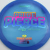 Paige Pierce Undertaker - Z Line - 5x Signature Series - blue - rainbow - ghost - 164-166g - 167-6g - somewhat-domey - somewhat-stiff