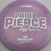 Paige Pierce Undertaker - Z Line - 5x Signature Series - light-pink - silver-circles - ghost - 170-172g - 172-6g - neutral - somewhat-stiff