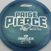 Paige Pierce Undertaker - Z Line - 5x Signature Series - blue - silver-circles - ghost - 170-172g - 171-2g - somewhat-domey - pretty-stiff