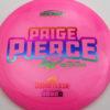 Paige Pierce Undertaker - Z Line - 5x Signature Series - pink - rainbow - ghost - 164-166g - 167-4g - neutral - somewhat-stiff