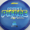Paige Pierce Sol - Z Line - 5x Signature Series - blue - rainbow-bluegreenyellow - ghost - 169g - 169-8g - somewhat-domey - somewhat-gummy