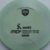 MD5 - Not so Swirly S Line ;) - black - 175g - 175-6g - somewhat-flat - somewhat-stiff