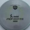 MD5 - Not so Swirly S Line ;) - black - 175g - 174-9g - neutral - somewhat-stiff