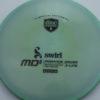 MD5 - Not so Swirly S Line ;) - black - 175g - 174-5g - neutral - somewhat-stiff