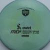 MD5 - Not so Swirly S Line ;) - black - 175g - 176-0g - somewhat-flat - somewhat-stiff