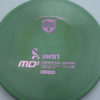MD5 - Not so Swirly S Line ;) - light-pink - 175g - 174-9g - somewhat-flat - somewhat-stiff