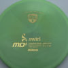 MD5 - Not so Swirly S Line ;) - gold - 175g - 176-2g - somewhat-flat - somewhat-stiff