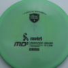 MD5 - Not so Swirly S Line ;) - black - 175g - 175-8g - somewhat-flat - somewhat-stiff