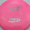 Invictus - pink - star - oil-slick - 175g - 176-0g - somewhat-flat - somewhat-stiff