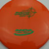 Invictus - orange - star - green-matrix - 175g - 176-9g - neutral - somewhat-stiff