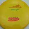 Invictus - yellow - star - rainbow - 175g - 176-3g - neutral - somewhat-stiff