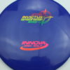 Invictus - blue - star - rainbow - 171g - 172-4g - somewhat-domey - somewhat-stiff