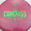 Compass - pinkpurple - recycled - green - 304 - 178g - 179-6g - somewhat-flat - somewhat-stiff