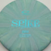 Spike - Burst - burst-zero-soft - teal - 174g - 174-2g - super-flat - very-gummy