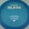 Blade - blue - hyper-diamond - silver - 175g - 176-4g - somewhat-flat - somewhat-stiff