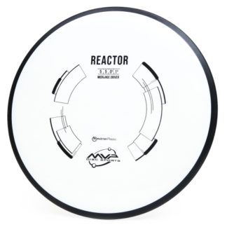 The MVP Reactor in white Neutron plastic.