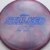 Stalker - Titanium Swirl - Ledgestone - Paige Pierce - blue-pebbles - 175-176g - 176-4g - neutral - somewhat-stiff