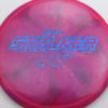 Stalker - Titanium Swirl - Ledgestone - Paige Pierce - blue-pebbles - 175-176g - 176-1g - neutral - somewhat-stiff