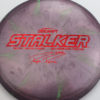 Stalker - Titanium Swirl - Ledgestone - Paige Pierce - red-fracture - 175-176g - 177-3g - neutral - somewhat-stiff