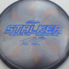 Stalker - Titanium Swirl - Ledgestone - Paige Pierce - blue-pebbles - 175-176g - 177-2g - neutral - somewhat-stiff