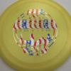 Destroyer - Luster Champion - yellow - champion - flag - 304 - 175g - 176-0g - somewhat-domey - somewhat-stiff