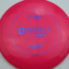 D Model S - pink - dura-flex-glow - blue-fracture - red - 173g - 174-0g - somewhat-domey - somewhat-stiff