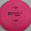 D Model S - pink - basegrip-glow - black - rainbow - 173g - 173-8g - pretty-domey - pretty-stiff