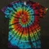 Tie-Dye Shirt - Twisted Amanita - small