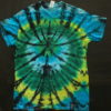 Tie-Dye Shirt - Twisted Amanita - medium