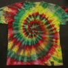 Tie-Dye Shirt - Twisted Amanita - xl