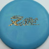 Soft APX - blue - x-line - leopard - 173-175g - 173-5g - super-flat - somewhat-gummy