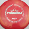 Freedom - redpink - biofuzion - silver - 173g - 174-1g - neutral - somewhat-stiff