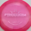 Freedom - pink - lucid - light-pink - 167g - 168-8g - pretty-flat - neutral