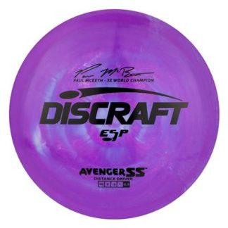 Discraft Paul McBeth ESP Avenger SS.