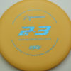 PA3 - yelloworange - 350g - blue-fracture - 304 - 173g - 170-9g - somewhat-puddle-top - pretty-stiff