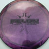 Lucid-X Glimmer Felon - Eric Oakley - 2020 - gray-purple - black - 176g - 176-9g - pretty-flat - neutral