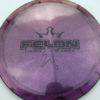 Lucid-X Glimmer Felon - Eric Oakley - 2020 - gray-purple - black - 174g - 176-0g - pretty-flat - neutral