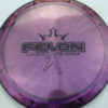 Lucid-X Glimmer Felon - Eric Oakley - 2020 - gray-purple - black - 176g - 175-6g - pretty-flat - neutral