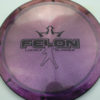 Lucid-X Glimmer Felon - Eric Oakley - 2020 - gray-purple - black - 175g - 177-0g - pretty-flat - neutral