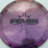 Lucid-X Glimmer Felon - Eric Oakley - 2020 - gray-purple - black - 176g - 177-0g - pretty-flat - neutral