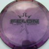 Lucid-X Glimmer Felon - Eric Oakley - 2020 - gray-purple - black - 173g - 174-8g - pretty-flat - neutral