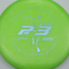Colglazier Pa3 - green - light-blue - 174g - 174-9g - somewhat-puddle-top - somewhat-stiff