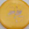 Colglazier Pa3 - yelloworange - silver - 173g - 174-4g - super-flat - somewhat-stiff